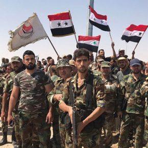 Ostatnie syryjskie miasto odbite z rąk Państwa Islamskiego