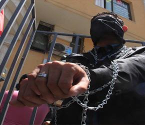 Rekordowa liczba aresztowań Palestyńczyków w 2014 roku