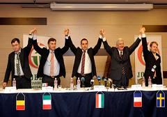 Sojusz Europejskich Ruchów Narodowych w internecie