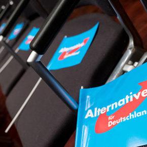 Alternatywa dla Niemiec idzie do centrum