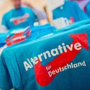 Bezpieka nie może śledzić Alternatywy dla Niemiec