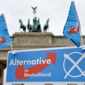Twitter polityk Alternatywy dla Niemiec zablokowany dzięki cenzurze
