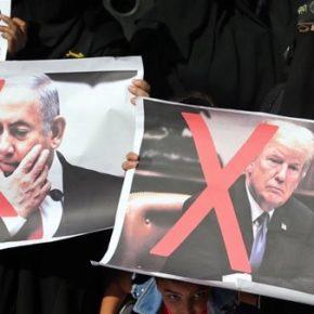 Palestyna nie będzie słuchać Ameryki i Izraela