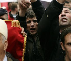 Albańczycy skazani za atak terrorystyczny w Macedonii
