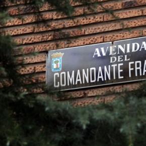 Madryt zmieni nazwy ulic upamiętniających bohaterów epoki frankistowskiej