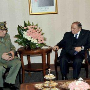 Algierski prezydent bez poparcia szefa armii