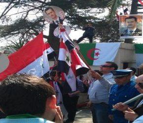 Algieria popiera zwalczanie ekstremistów przez Syrię