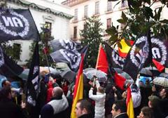 Hiszpania: Nacjonaliści przerwali spotkanie katalońskich separatystów