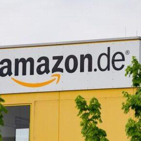 Strajkuje Amazon w Niemczech