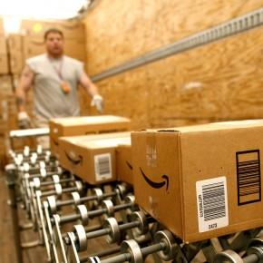 Pracownicy Amazona strajkują