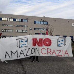 """""""Warunki nie do zniesienia"""". Strajk we włoskim Amazonie"""