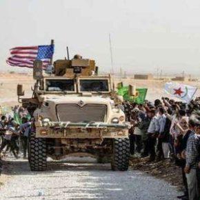 Trump zapowiada wycofanie się z Syrii