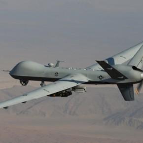 Syria: Zestrzelono amerykańskiego drona szpiegowskiego