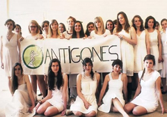 """Stowarzyszenie """"Antygony"""" - francuska konserwatywna alternatywa dla Femen?"""