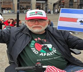 """""""Antysemityzm"""" kwitnie w Holandii"""