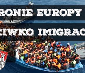 """Radom: Demonstracja """"W obronie Europy, przeciwko imigracji"""" - zaproszenie (19/09/2015)"""