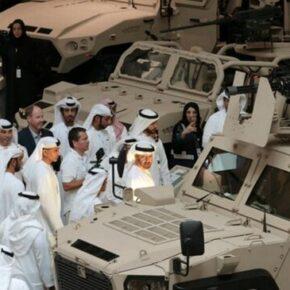 Biden wstrzymuje dostawy broni dla Arabów