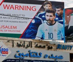 Argentyna nie zagra z Izraelem