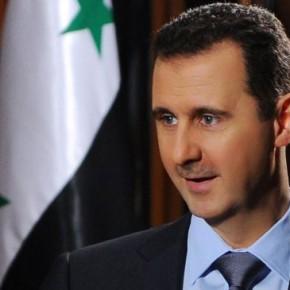Syryjski prezydent dziękuje Iranowi i czeka na działania Stanów Zjednoczonych