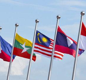 Chińskie tournée po Azji Południowo-Wschodniej