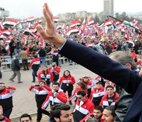 Prezydent Syrii: Problem uchodźców rozwiąże zaprowadzenie stabilności