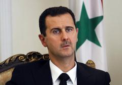 Prezydent Syrii zapowiada walkę z agresorami