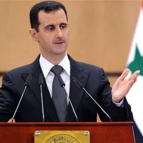 Brytyjska lewica dostrzegła popularność prezydenta Syrii