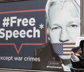 Twórca WikiLeaks zatrzymany