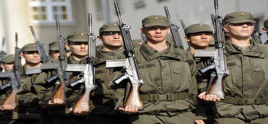 Austria wysyła wojsko, żeby chronić swoją granicę