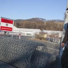 Austria rozpoczęła budowę płotu na granicy ze Słowenią