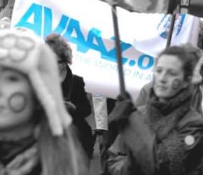Organizacja związana z Sorosem w kampanii wyborczej do PE