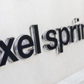 Axel Springer instruuje polskich dziennikarzy
