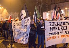 """Olsztyn: II Olsztyński Marsz Pamięci """"Żołnierzy Wyklętych"""""""