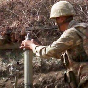 W Górskim Karabachu walczą terroryści?