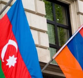 Zawieszenie broni między Armenią i Azerbejdżanem