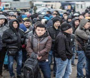 Północ Rosji bez imigrantów