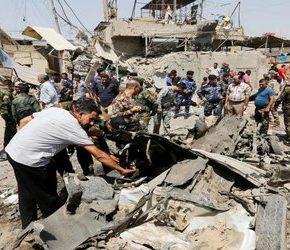 Piętnastolecie zniszczenia Iraku