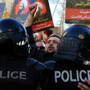 Bahrajn: Policja zaatakowała protestujących po egzekucji szyickiego duchownego
