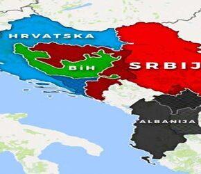 Rozpad Bośni i włączenie Kosowa do Albanii? To proponuje Słowenia