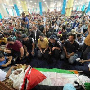 Służby zabiły krytyka prezydenta Palestyny