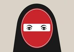 Czad zakazuje noszenia burek