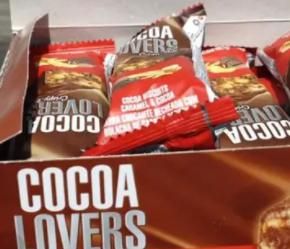 Izrael skonfiskował czekoladowe batony zmierzające do Gazy
