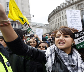 Rząd Wielkiej Brytanii przeciwko ruchowi bojkotu Izraela