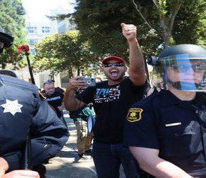 Antymarksistowska demonstracja w bastionie lewicy (+WIDEO)