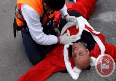 Izraelskie służby stłumiły świąteczny marsz w Betlejem