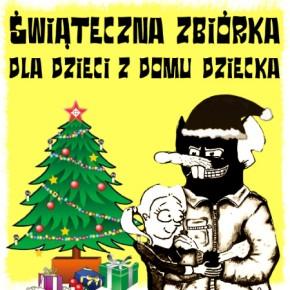 Poznań i okolice: świąteczna zbiórka dla dzieci z domu dziecka