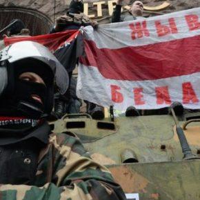 """Białoruś będzie karać za """"nazizm"""""""