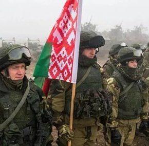 Białoruś nie chce Rosji i NATO