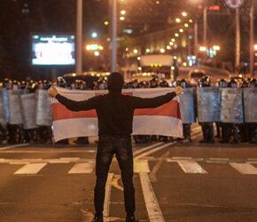 """""""Nigdy nie tolerowaliśmy Łukaszenki i jego reżimu"""" - wywiad z białoruskim nacjonalistą"""