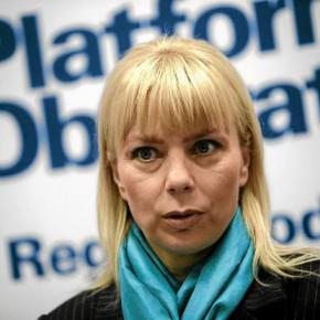 Była minister mocno o rządzie Platformy Obywatelskiej